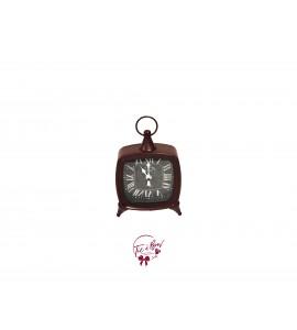 Clock: Red Clock