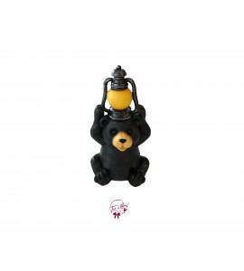 Bear Holding a Lantern