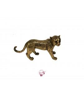 Cheetah in Gold