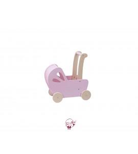 Light Pink Doll Stroller
