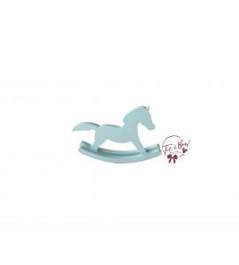 Rocking Horse: Baby Blue