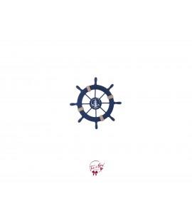 Ship Steering Wheel (Small)