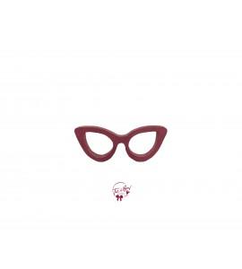 Glasses (Pink Glitter)