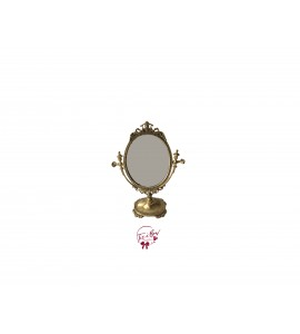 Mirror: Antique Vanity Mirror