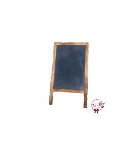 Chalkboard: Freestanding Chalkboard
