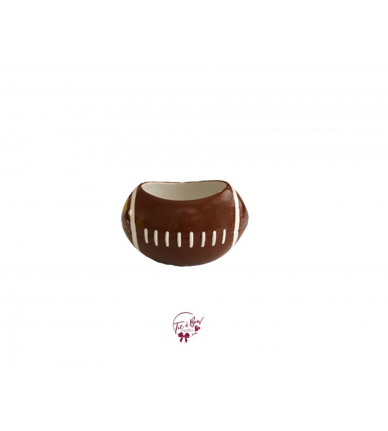 Football Ball Bowl