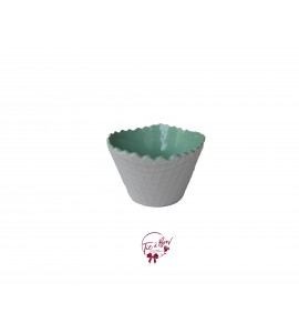 Bowl: Light Green Ice Cream Waffle Bowl