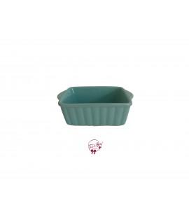 Blue: Paradise Blue Mini Baking Dish