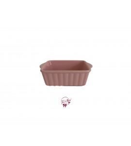 Pink Mini Baking Dish