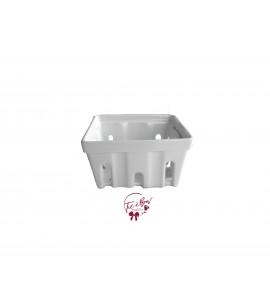 White: White Pint Box Bowl