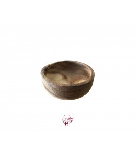 Bowl: Wooden Bowl