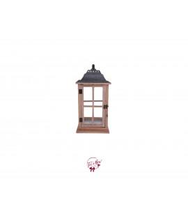 Lantern - Rustic Lantern