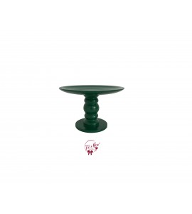 Green: Forest Green Mini Cake Stand