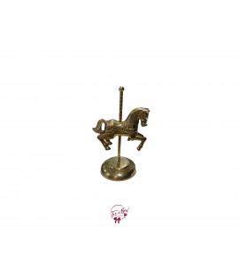 Carousel Horse (Brass)