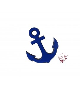 Anchor: Distressed Royal Blue