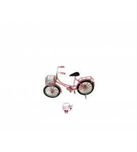 Bicycle: Small Pink Bicycle