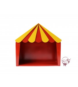 Circus: Red and Yellow Circus Tent