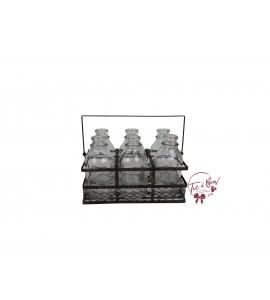 Farmhouse 6 Pack Jars