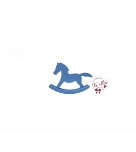 Rocking Horse: Light Blue