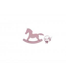 Rocking Horse: Light Pink