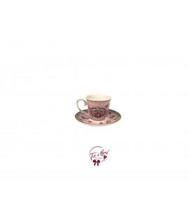 Tea Cup: Chocolate Mini Tea Cup