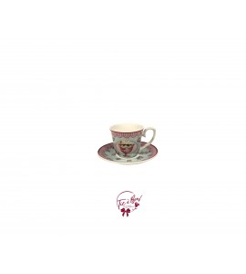 Tea Cup: Ice Cream Mini Tea Cup