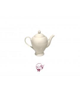 Tea Pot (White)
