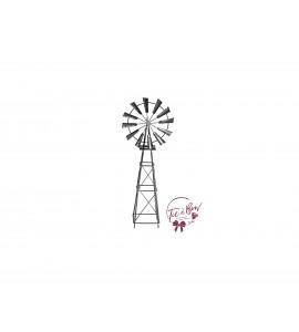 Windmill: Galvanized