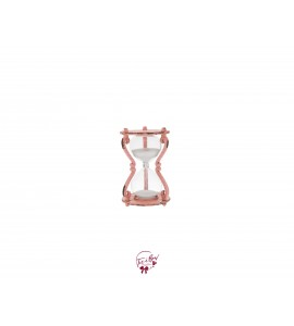 Hourglass (Pink Distressed)