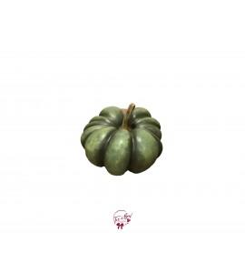 Pumpkin: Dark Green Pumpkin (Medium)