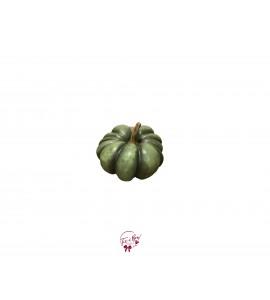 Pumpkin: Dark Green Pumpkin
