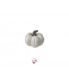 Pumpkin: Speckled Cream Pumpkin (Small)