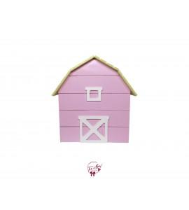 Barn: Light Pink Barn