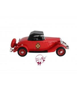 Car: Vintage Fire Department Car