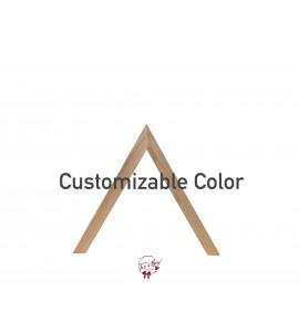 Backdrop: Customizable Triangle Backdrop (Short)