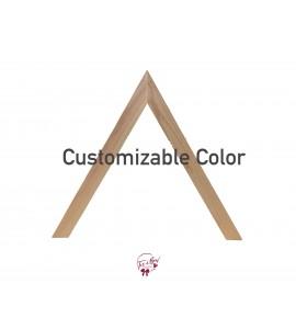 Backdrop: Customizable Triangle Backdrop (Tall)
