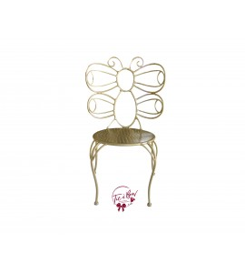 Chair: Golden Butterfly Child's Chair