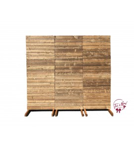 Backdrop: Rustic Wood Backdrop