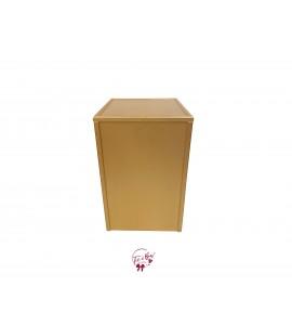 Pedestal: Golden Pedestal