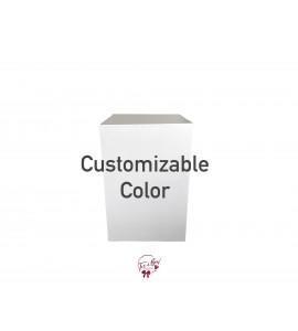 Pedestal: Customizable Color Pedestal