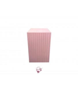 Pedestal: Light Pink Pedestal (Medium)