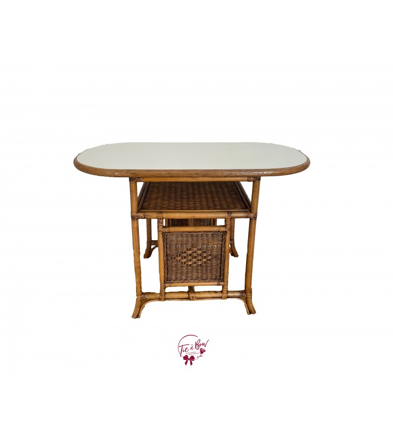 Table: Bamboo Table