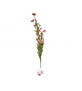 Flower: Soft Pink Velvet Flower Bunch
