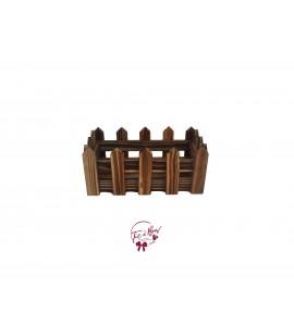 Mini Wood Fence Box