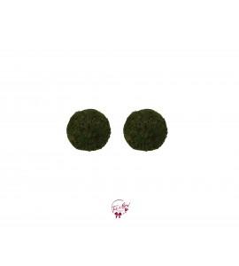 Moss Balls Set of 2 (Medium)