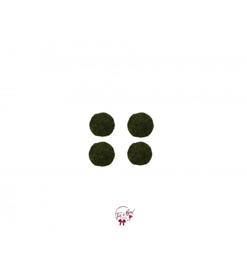 Moss Balls Set of 4