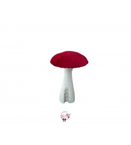 Mushroom in Red and White (Medium)
