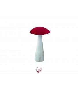 Mushroom in Red and White (Tall)