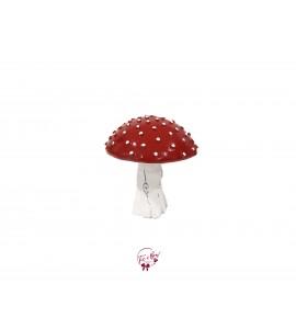 Mushroom: Red and White Mushroom