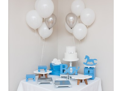 Boy's Themed Table